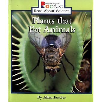 Plantes qui se nourrissent d'animaux (recrue lire-About Science)