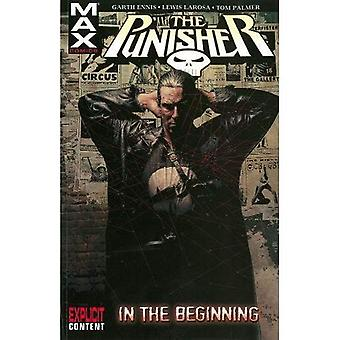 Punisher MAX: In the Beginning v. 1 (Punisher Max)
