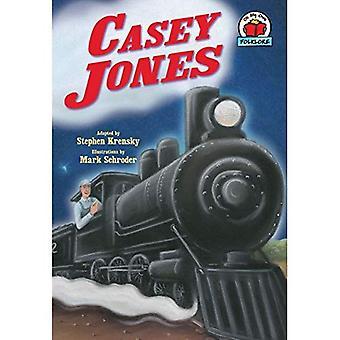 Casey Jones (op mijn eigen Folklore)