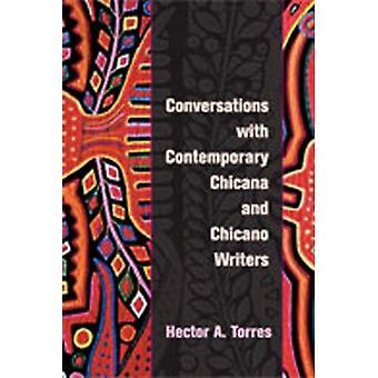 Gespräche mit zeitgenössischen Chicana und Chicano Schriftsteller