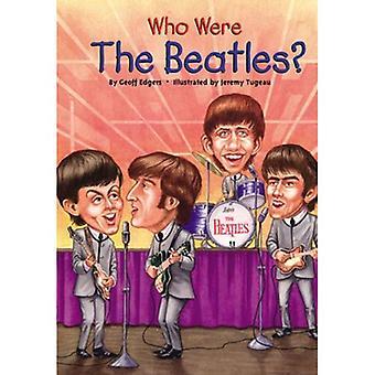 ¿Quiénes eran los Beatles? (¿Quién fue...? (PB))