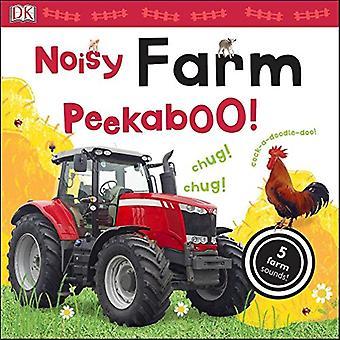 Peekaboo ferme bruyant!