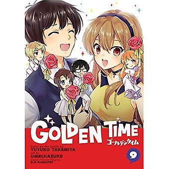 Golden Time, Vol. 9