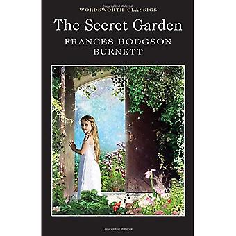 The Secret Garden - Wordsworth Classics (Paperback)