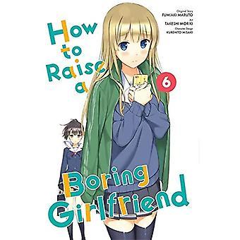 Cómo criar a una aburrida novia, volumen 6