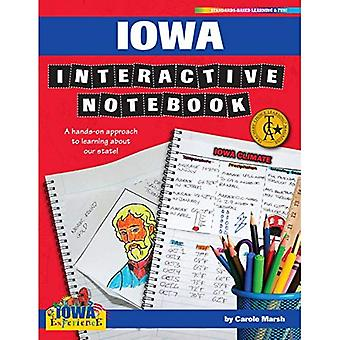 Iowa Interactive Notebook: A Hands-On Approach to Learning about Our State! (Iowa Experience)