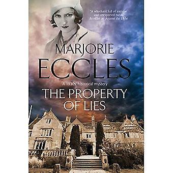 The Property of Lies (Herbert Reardon)