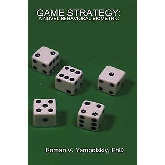 لعبة استراتيجية رواية سلوكية البيومترية التي يامبولسكيي آند الرومانية