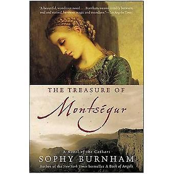 Treasure of Montsegur The by Burnham & Sophy