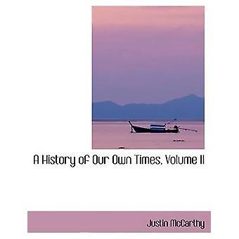 تاريخ منطقتنا مرات في المجلد الثاني من مكارثي & جوستين