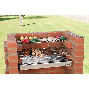 Black Knight Brick Barbecue Kit BKB504