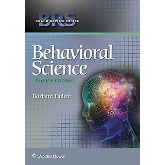 Brs Behavioral Science (7th Revised edition) by Barbara Fadem - 97814
