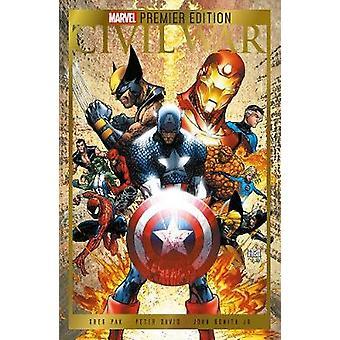 Marvel Premium - Civil War by Mark Millar - 9781846538506 Book