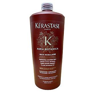 Kerastase Aura Botanica Bain Micellaire Shampoo Dull Devitalized Hair 33.8 OZ
