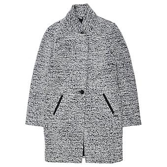 Maison Scotch Long Coat Beatiful Fabrics