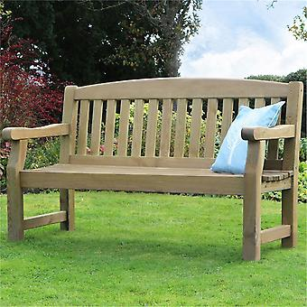 Zest 4 Leisure Emily Three Seat 5ft Wooden Bench