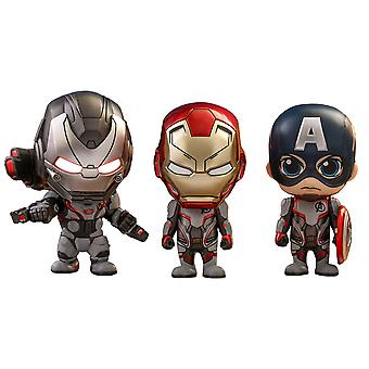 Avengers 4 Endgame #21 Cosbaby Set