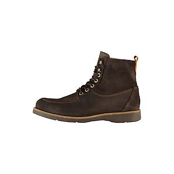 Firetrap Mens Kobes Leather Boots Shoes
