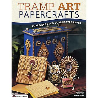 Design Originals Tramp Art Papercrafts Do 5407