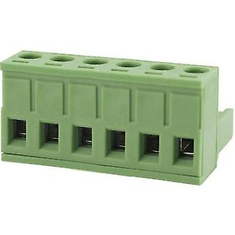 Pin enclosure - cable Total number of pins 4 Degson 2EDGK-5.08-04P-14-00AH Contact spacing: 5.08 mm 1 pc(s)