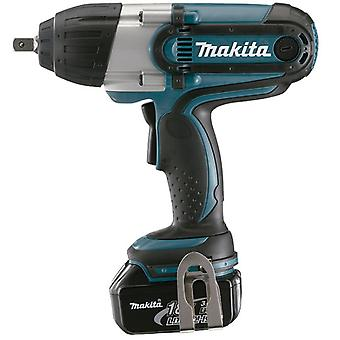 Makita Dtw450Rmj Li-Ion Impact Wrench 18V 440 Nm