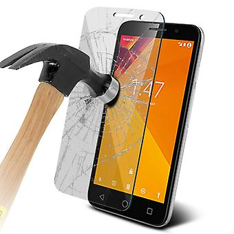 i-Tronixs Vodafone Turbo 7 Screen Protector 9H Super hardness Glass -Clear