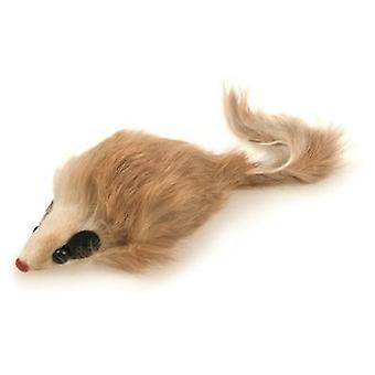 Arquivet Furry Mouse 10cm (Cats , Toys , Mice)