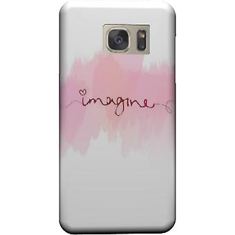 Imagine cover for Galaxy S7 Edge