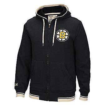 CCM full zip capuche Boston Bruins