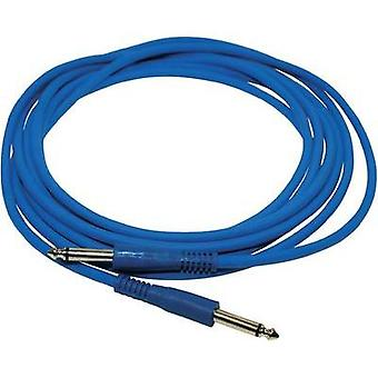 Paccs IC52BL040SD 6.3 mm Jack Instrument cable 4 m Blue