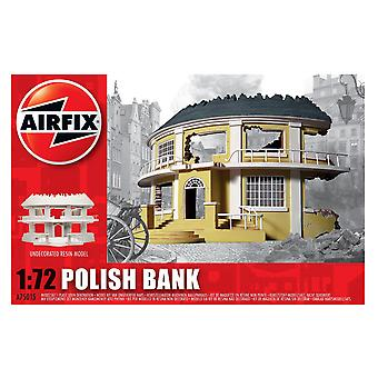 Airfix 1:72 schaal Pools Bank Model Kit