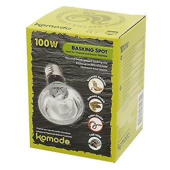 Komodo soler sig stedet lampe Es 100w