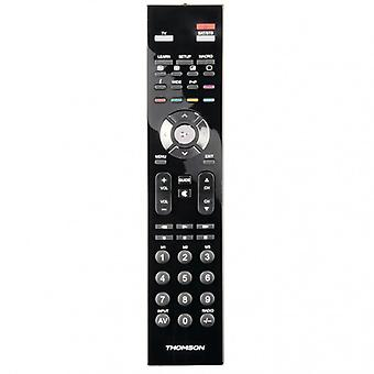 THOMSON remote control 2 in 1, Black, Universal