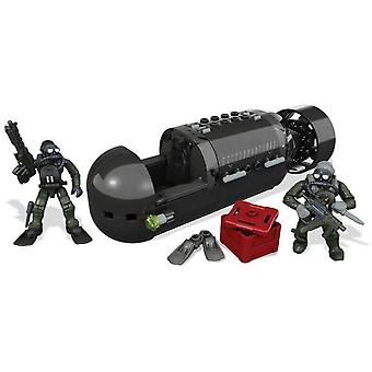Megabloks Call Of Duty Submarine Navy Seal (Toys , Constructions , Vehicles)