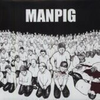 Manpig - Grand Negative [Vinyl] USA importerer