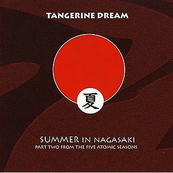 Tangerine Dream - Summer in Nagasaki [CD] USA import