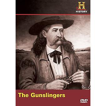 Gunslingers [DVD] USA import