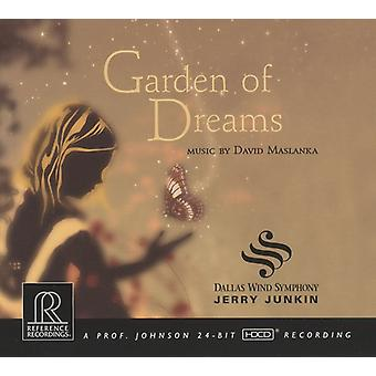 D. Maslanka - Garden of Dreams [CD] USA import