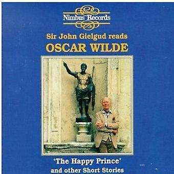John Gielgud - Sir John Gielgud læser Oscar Wilde [CD] USA import
