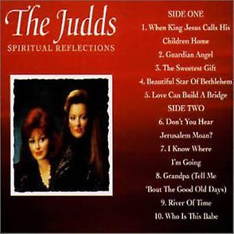 Judds - andliga reflektioner [CD] USA import