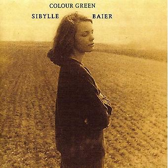 Sibylle Baier - farven grøn [CD] USA import