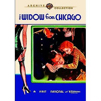 Widow From Chicago [DVD] USA import