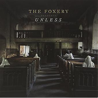 Foxery - medmindre [Vinyl] USA importerer