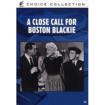 Close Call for Boston Blackie [DVD] USA import