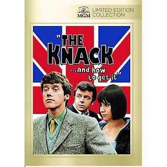 Knack & come importazione USA Get It [DVD]