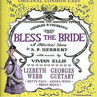 Cast Recording - Bless the Bride [Original London Cast] [CD] USA import