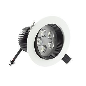 I LumoS High Quality Epistar 5 Watts Black & White LED Spot Downlight