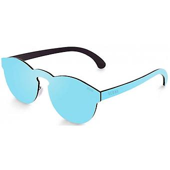 Ocean Long Beach Flat Lense Sunglasses - Sky Blue