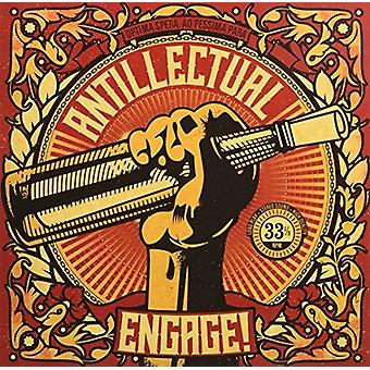 Antillectual - engagere [Vinyl] USA importerer