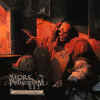 Mors Principium Est - Embers of a Dying World [CD] USA import
